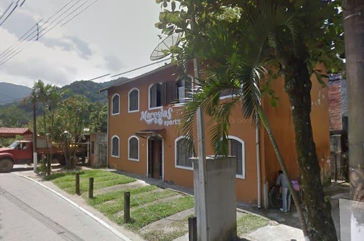 APTO EM MARESIAS - São Sebastião - Departamento