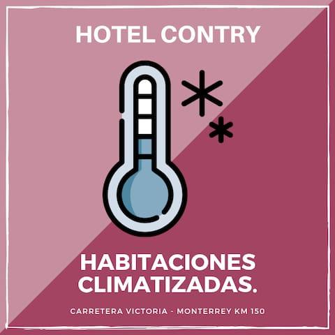 Hotel Contry, Linares