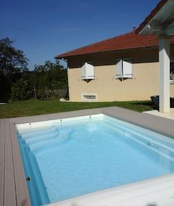 Maison dans le parc du vercors - Sainte-Eulalie-en-Royans - House