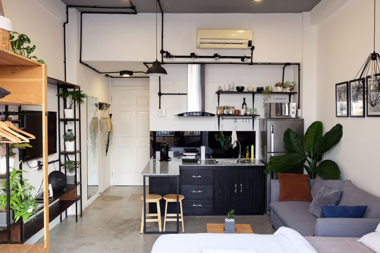downtown studio apartment in saigon apartments for rent in ho chi
