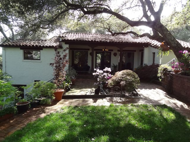 Orinda Tranquility- Private room/private entrance
