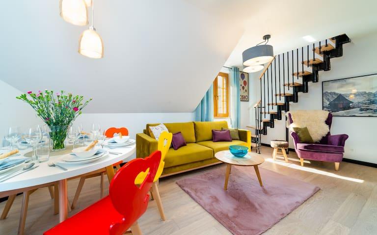 Apartamenty Wonder Home - Harmonia