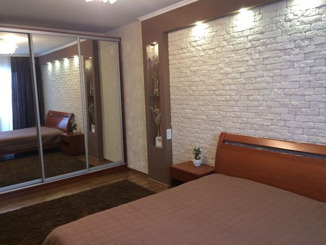 Apartment in the center of the city. Free WI-FI - Kryvyi Rih - Apartament