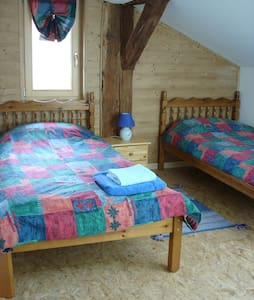 Cosy B&B close to ski lift and town - Morzine - Bed & Breakfast