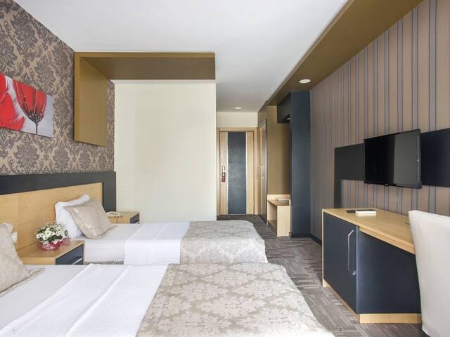 Double Oda - Berksoy Hotel