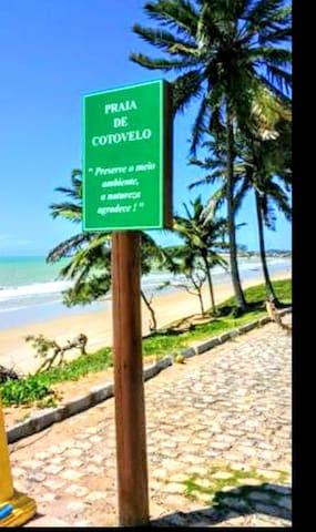 FlatNY aconchegante. prx praias, lagoas, de Natal.