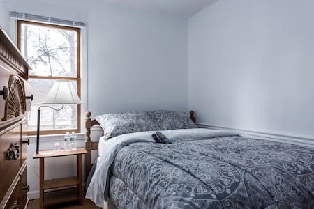 Private Bedroom in a Quiet North Raleigh House - 羅利