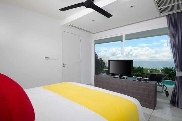 Elegance Suite Sea View 2 Bed Rooms