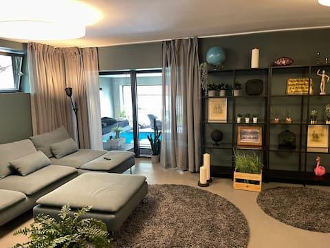 Moderne Wohnung in zentraler Lage von Dillingen