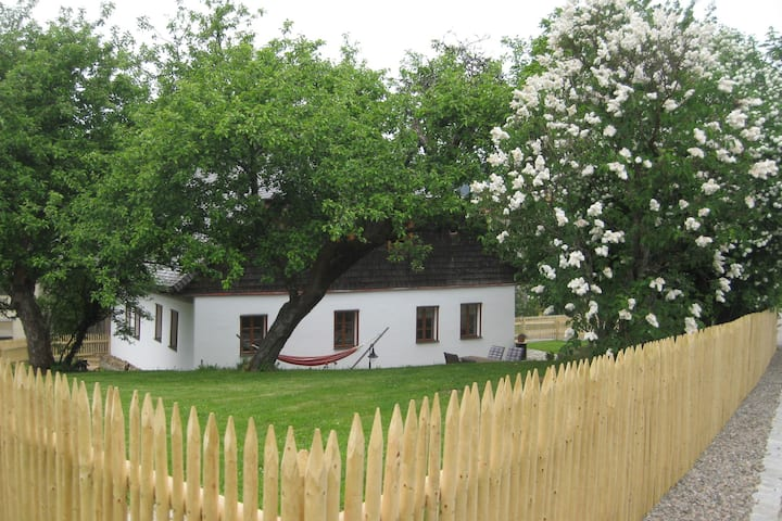 Unique and historic holiday home with private garden.