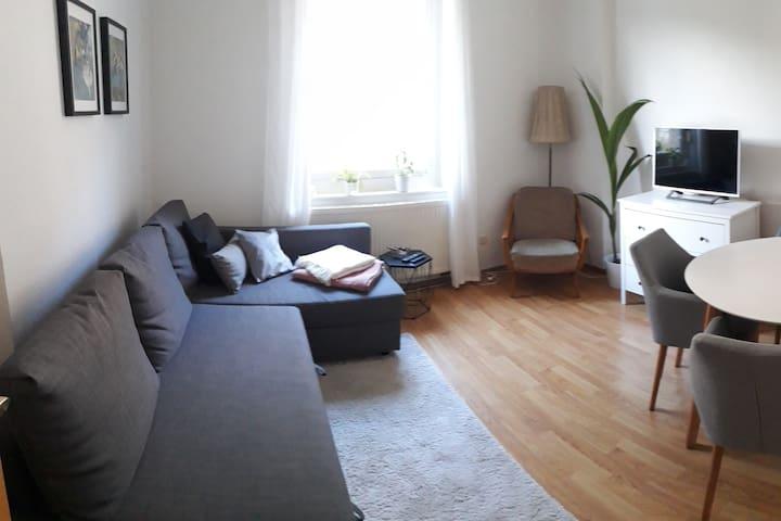 2-Zimmer Appartment Bihlplatz