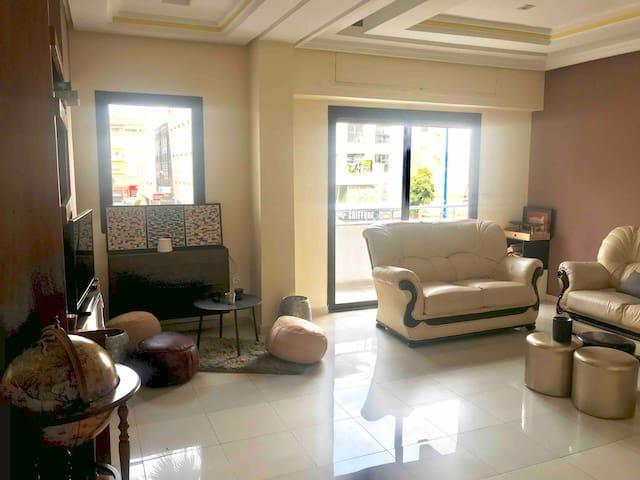 Studio charmant au coeur de Casablanca