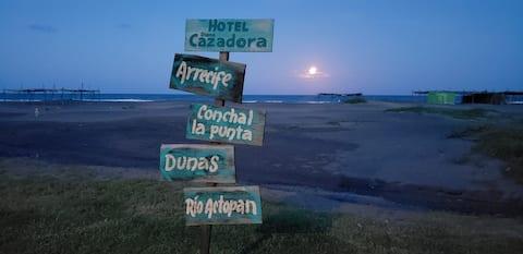 HOTEL DIANA CAZADORA, Playa de Chachalacas, Ver.