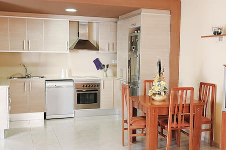 Holiday apartment with 2 bedrooms on 70m² in Pineda de Mar
