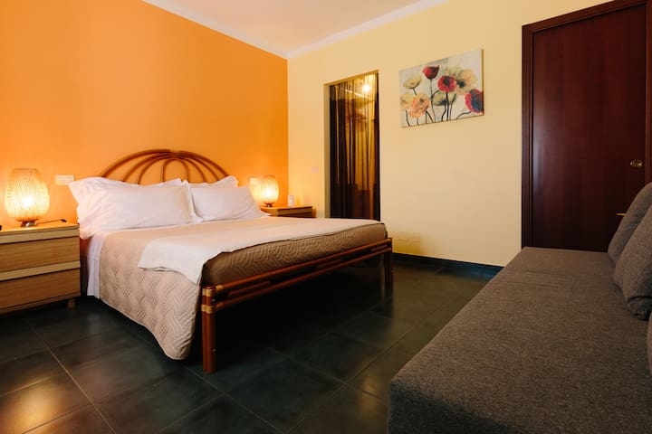 Country Resort Le Due Ruote - Comfort Triple Room