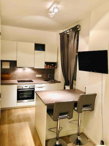 Luxurious Studio Apartment in Central Munich