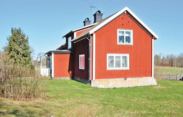 Holiday cottage with 4 bedrooms on 160m² in Kristdala