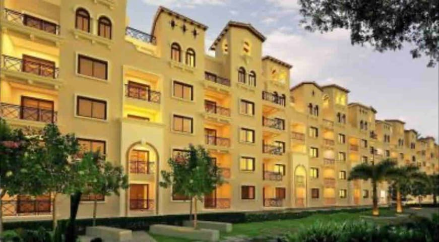 "Entire 2 bhk,luxurious campus,""GM infinite""."