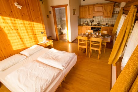 Biovacanza in Val di Gresta - Mori - Lejlighed