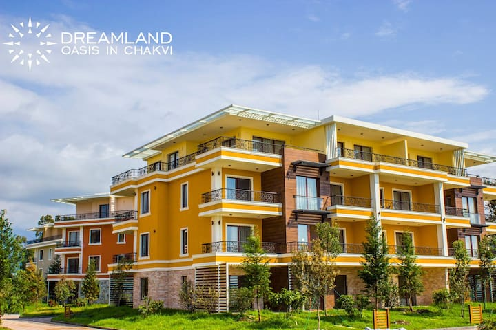 Dreamland oasis in Chakvi - Chakvi - Appartement