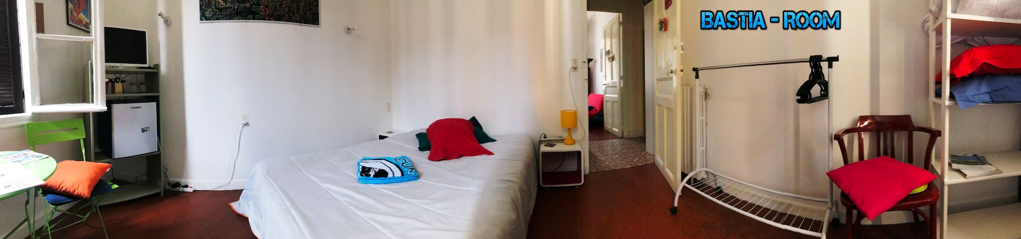 Double room , Bastia city center #3
