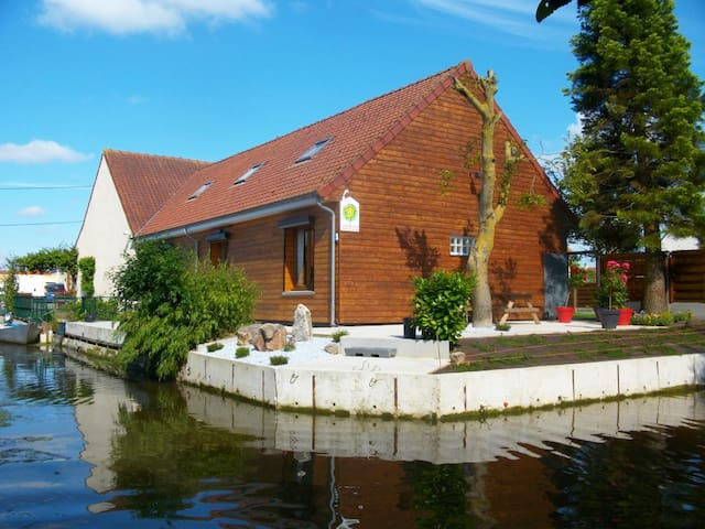 Gite de la petite Meer - Saint-Omer - Dům