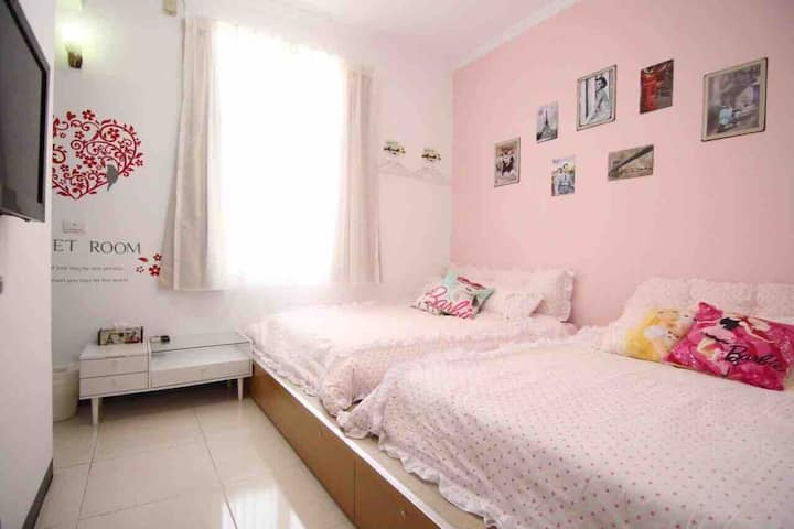 Double Bed Ensuite in Tainan