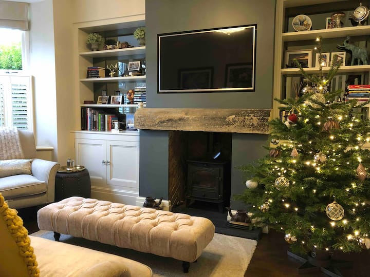🎄 🎄Stunning Home in the Heart of Lytham 🎄 🎄
