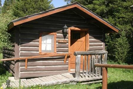 Log Cabin Cafe B/B KAY'S CABIN - Cooke City-Silver Gate - Bed & Breakfast
