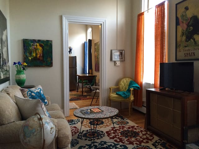 Vintage Therapy in Vermont - Saint Albans City - Appartement