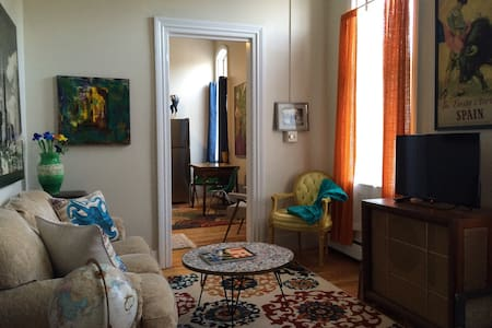 Vintage Therapy in Vermont - Saint Albans City - Apartment