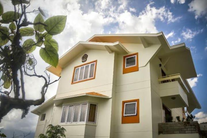 Ida Dechen Villa- Standard room - Gangtok - Villa