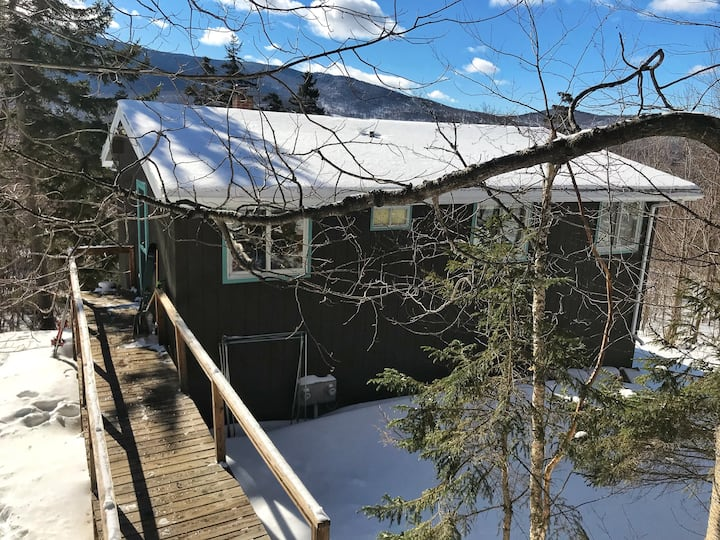 Green Mountain Chalet at Smugglers Notch