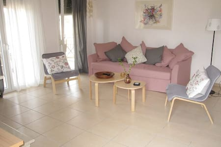 Luxury maisonette 92 sqm at Sivota Thesprotias - Vola - Selveierleilighet