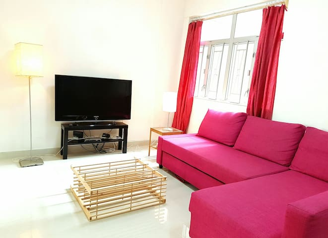 Large 2 Bedroom + Amazing Balcony Epicentre of TST - Hong Kong - Byt