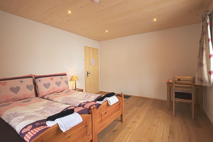 Pension B&B Panorama.Zimmer 1