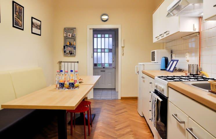 Apartment near Nyugati station - Budapest - Apartment