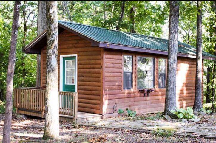 Cozy Cabin in the Woods - Spring Hill - Casa