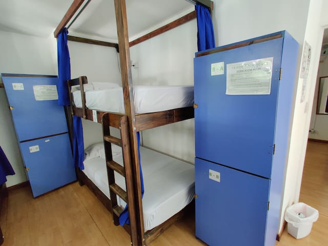Deluxe Bed in 4-Bed Room