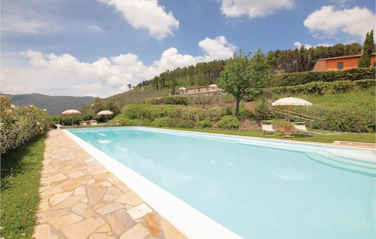 Holiday apartment with 1 bedroom on 48m² in Buti (PI)