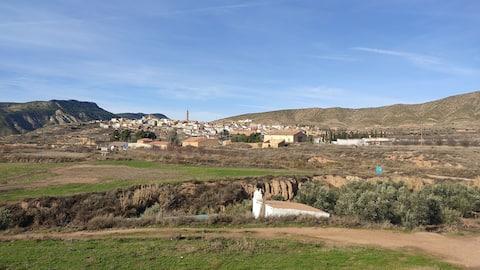Finca del Martín. Casa en zona rural.