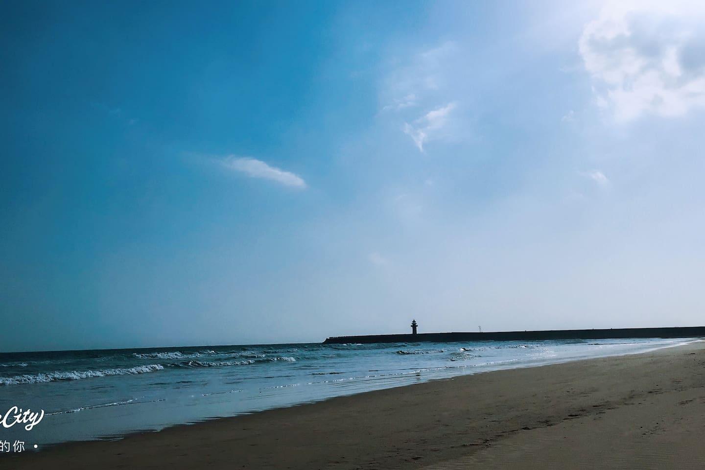 清水湾12公里的海滩,人少景美,就像私人沙滩一样