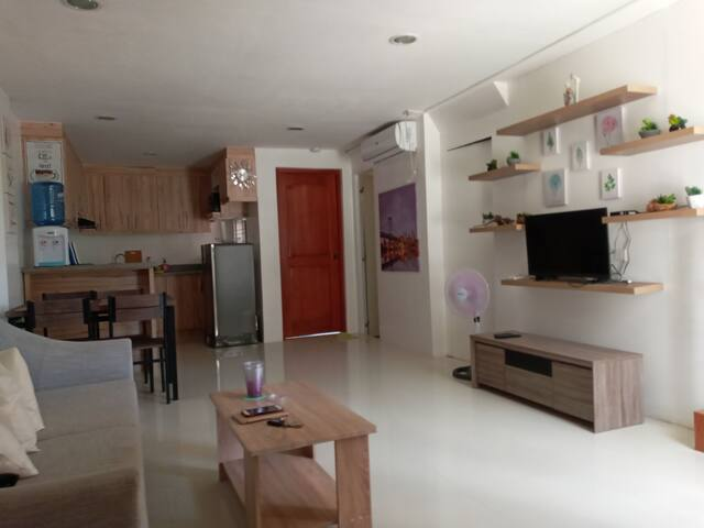 Spacious  2-Bedroom  Furnished Townhouse