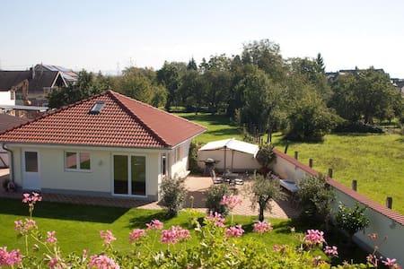 Gästehaus zur offenen Tür - Bungalow - Rheinhausen - Bungalou