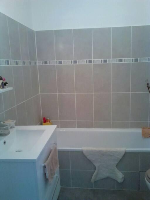 Salle de bain/ toilette