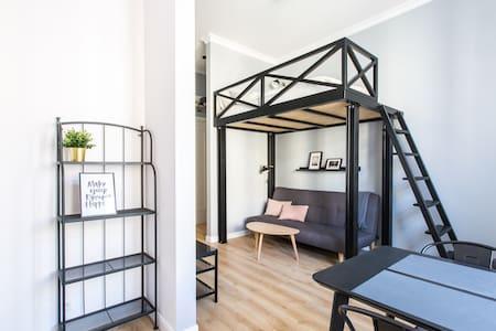 Studio Apartment near Wilson Park