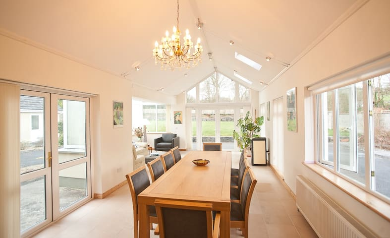 Beautiful, Relaxing Home in Belclare Co. Galway