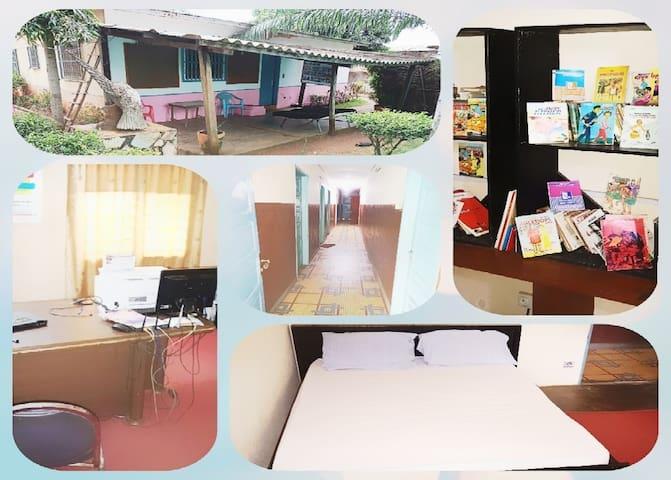 Hébergement Restauration et Visite Touristique