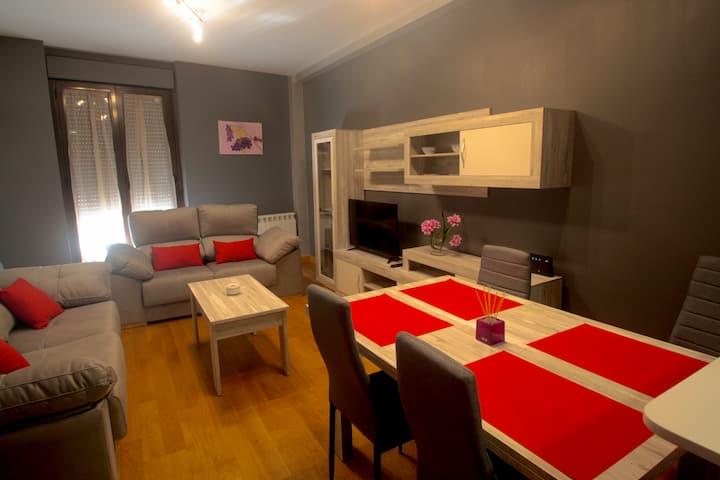 Luxury Duplex 2 Bedrooms near Palacio de Congresos