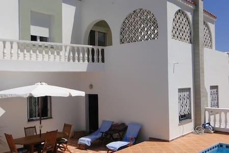 villa avec piscine - Tangier